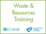 CIWM & ESA Training courses