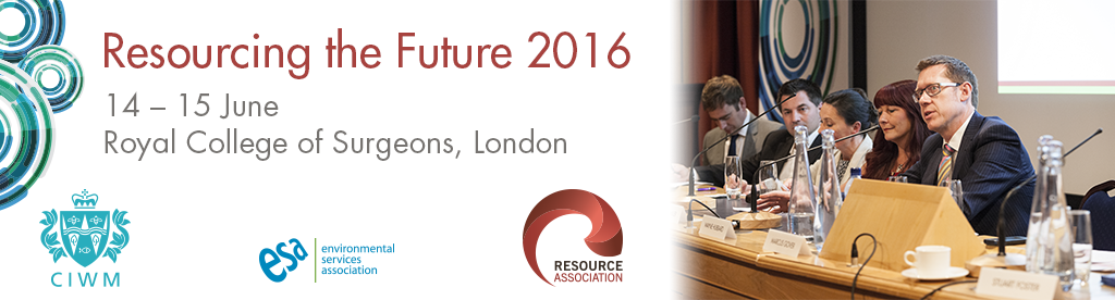 Resourcing the Future 2016