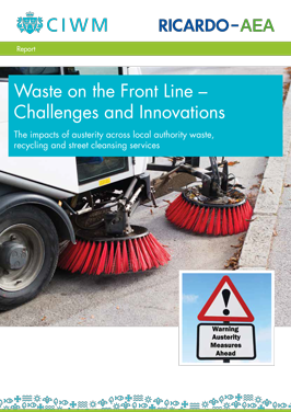 AEA Waste on the Front Line Challenges and Innovations Feb 2015